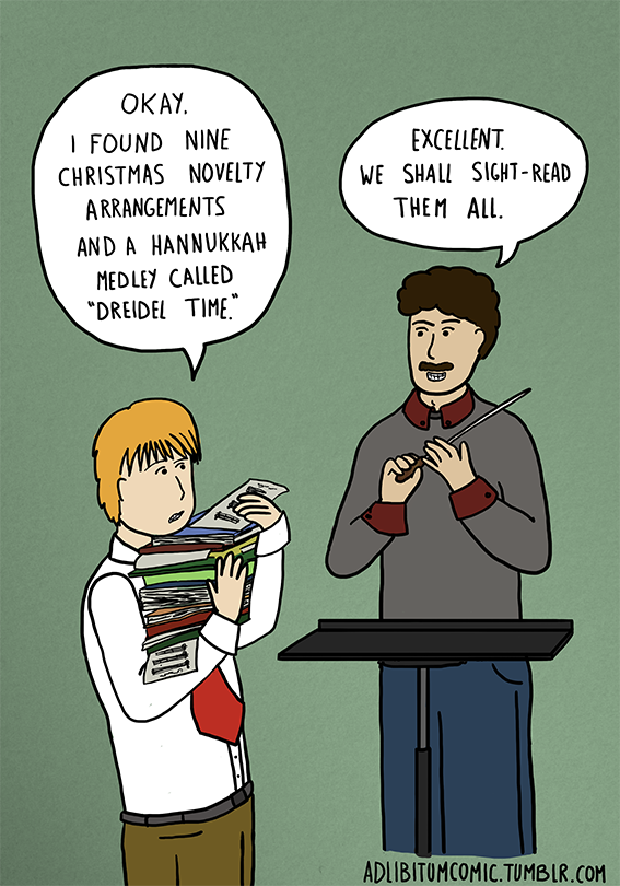 The Tenth Day of Christmas Gigs