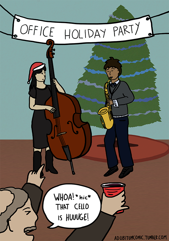 The Eighth Day of Christmas Gigs